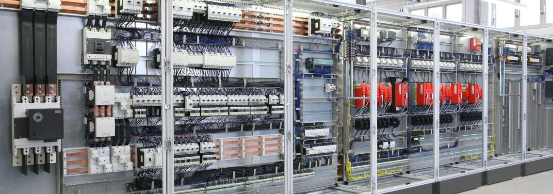 switchgear construction : switchgear cabinets by BMA Automation
