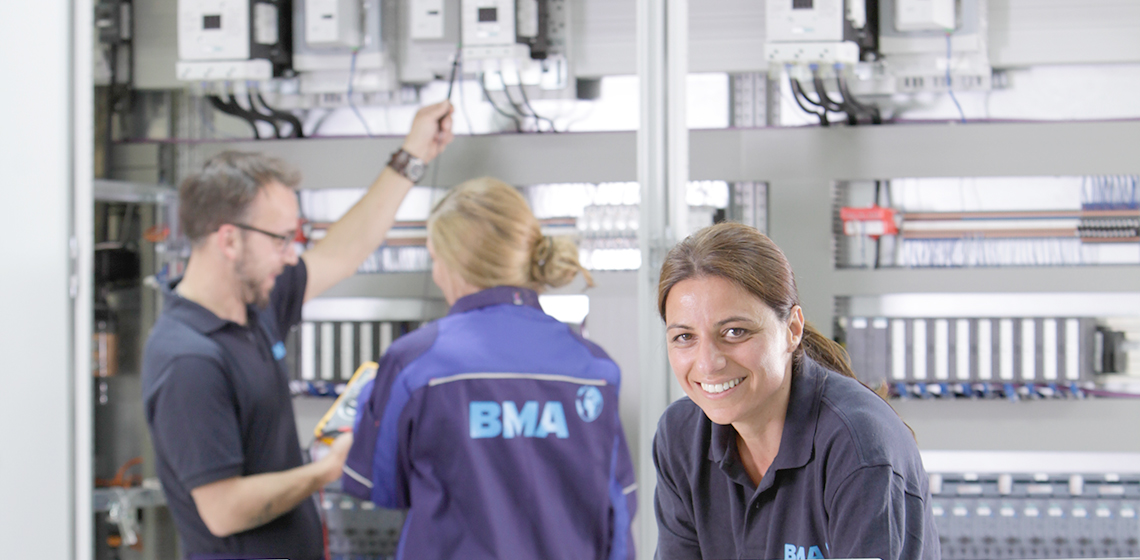 BMA Automation