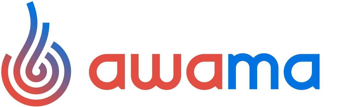 Logo of the company awama GmbH