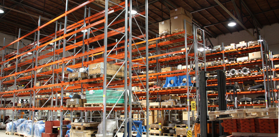 BMA logistics warehouse optimisation