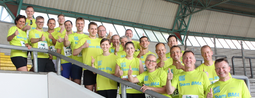 BMA at the Braunschweig Company Run 2015